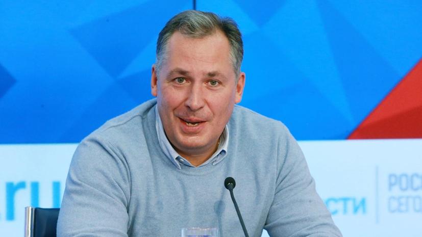 Поздняков заявил, что результаты сборной России на ЕИ-2019 являются отражением спортивных успехов страны