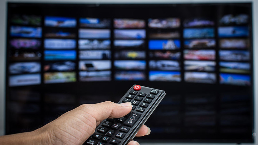 СМИ: 53% россиян ежедневно смотрят фильмы и сериалы