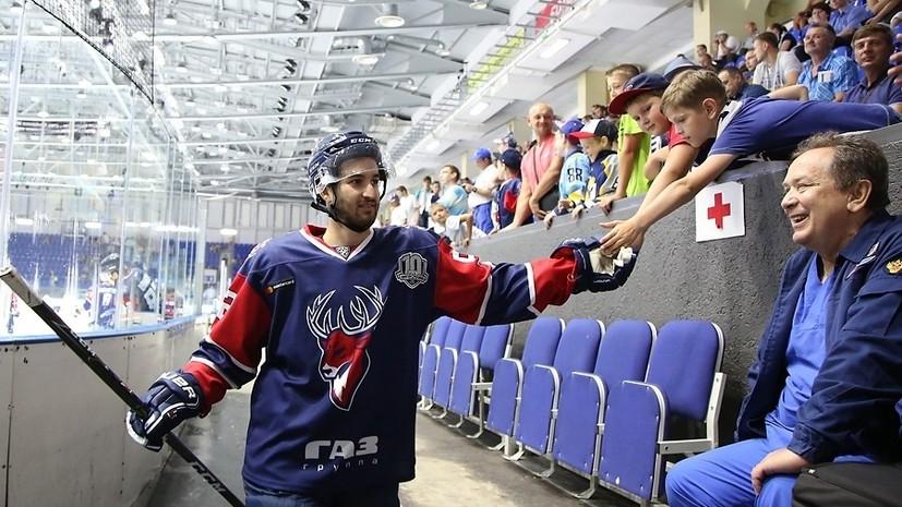 Канадский хоккеист «Торпедо» обратился в КХЛ по вопросу расторжения контракта