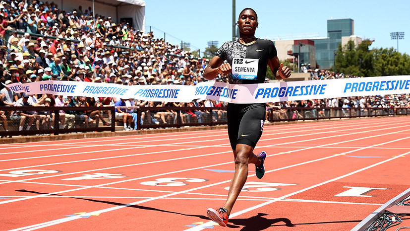 «Вы победите меня сегодня, а я вас — завтра»: бегунья Семеня выдвинула ультиматум IAAF