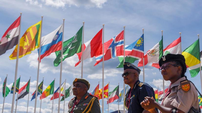 Форум «Армия-2019» в ВВО посетили более 130 тысяч человек
