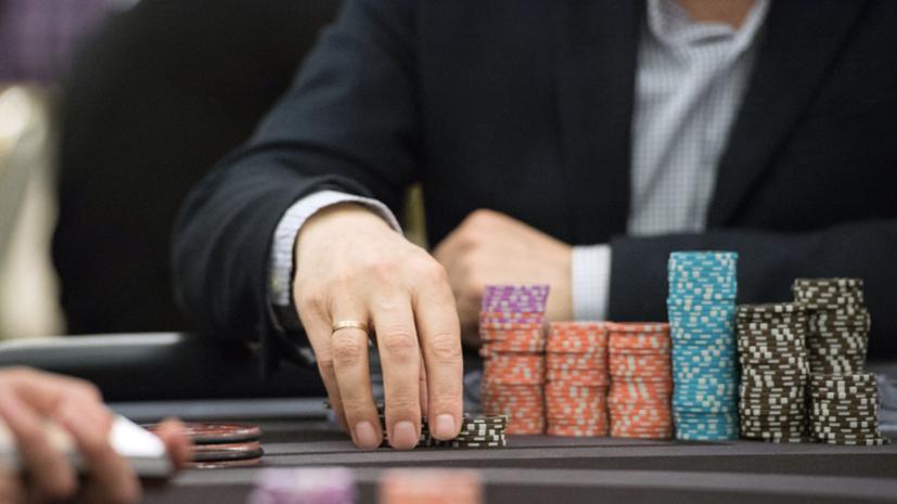 В центре Петербурга пресекли работу нелегального казино