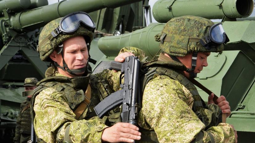 В Ленинградской области прошли антитеррористические учения