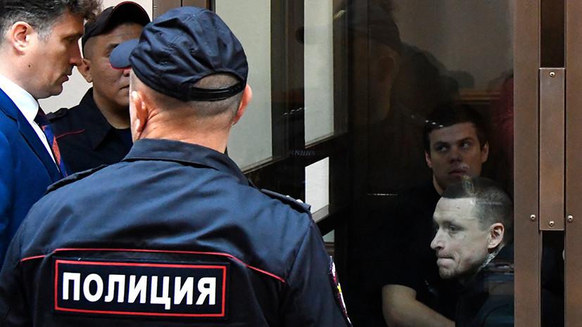 «Обязаны отправить в течение десяти суток»: Мамаев и Кокорин ожидают этапирования в колонию