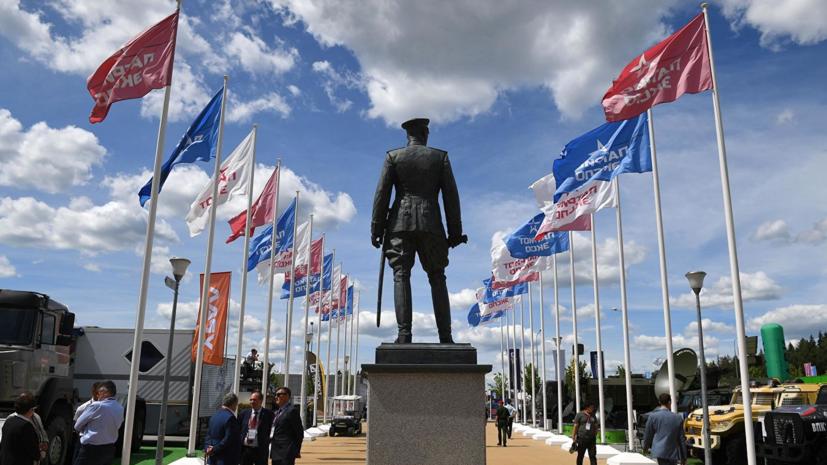 Эксперт рассказал об итогах форума «Армия-2019»