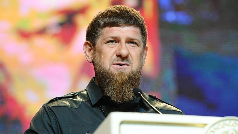 Кадыров выразил соболезнования в связи с гибелью полицейского в Чечне