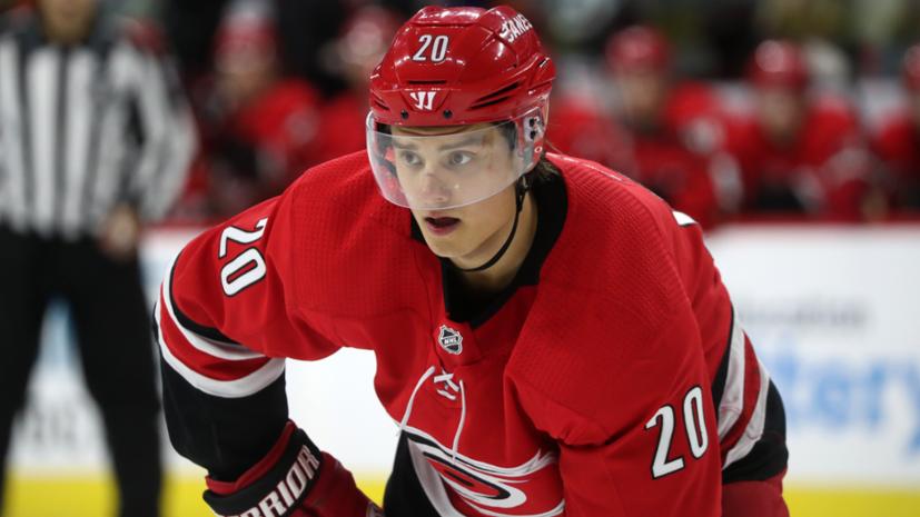 В НХЛ впервые с 2013 года предложили контракт ограниченно свободному агенту