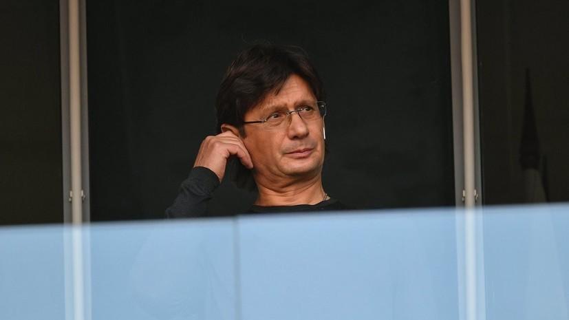 Федун рассказал, что «Спартак» не стал выкупать Промеса у «Севильи»