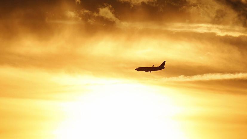 В Чехии прокомментировали отмену рейсов российских авиакомпаний