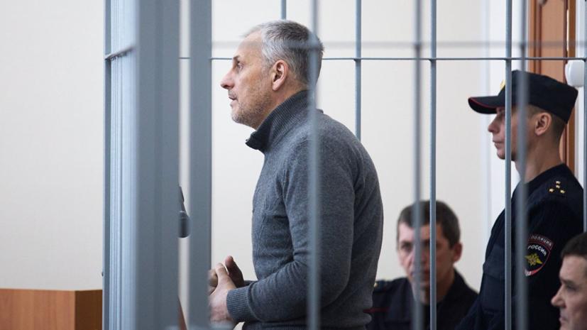 Экс-губернатор Сахалина этапирован из колонии обратно в СИЗО