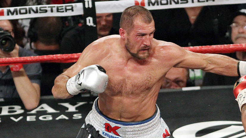 Чемпион WBA Смит выразил заинтересованность в поединке с Ковалёвым