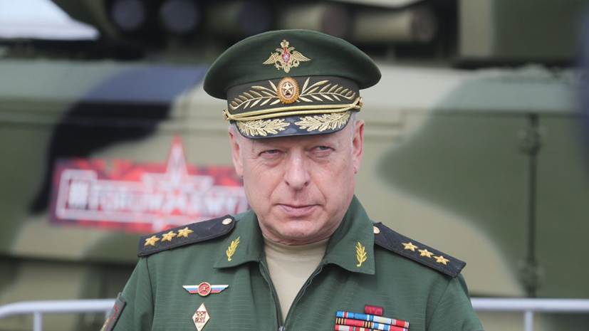 Главком Сухопутными войсками России встретится с министром обороны Пакистана