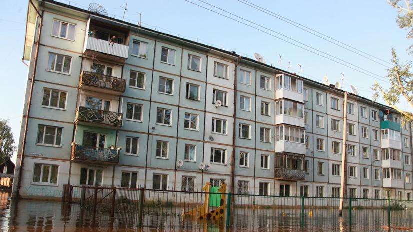 В МЧС прокомментировали паводковую ситуацию в Иркутской области