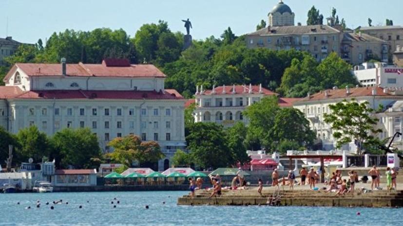 Турпоток в Севастополь вырос на 23% с начала года