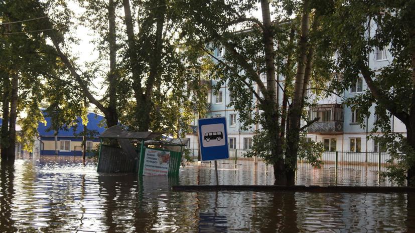 В результате паводков в Иркутской области погибли 18 человек