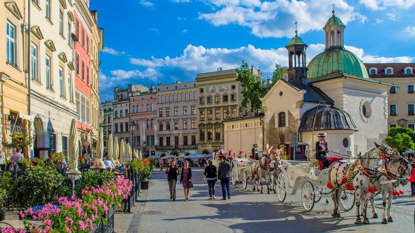 Краков может отказаться от проведения Европейских игр — 2023