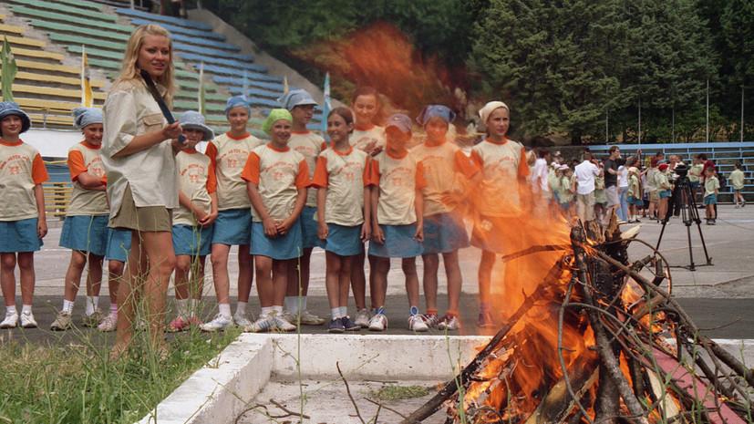Роспотребнадзор отчитался о проверке детских лагерей в Омской области