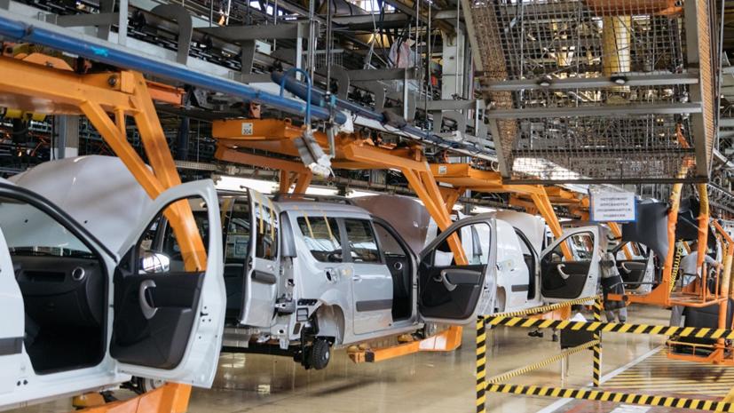 АвтоВАЗ приостанавливает производство с 3 июля