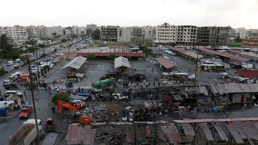 ЦПВС: боевики обстреляли девять сирийских населённых пунктов за сутки