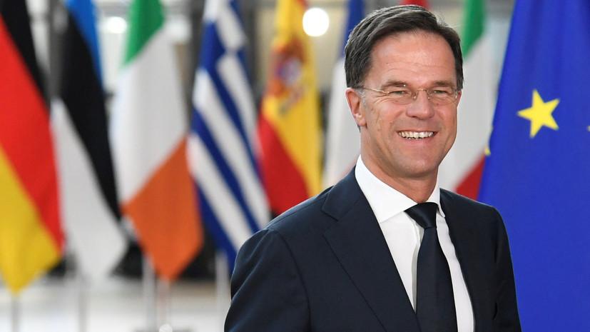 Премьер Нидерландов рассказал о разговоре с Путиным по MH17