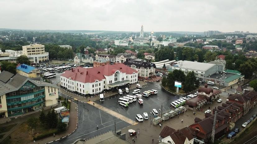 В Москве и Подмосковье ожидается порывистый ветер до 15 м/с