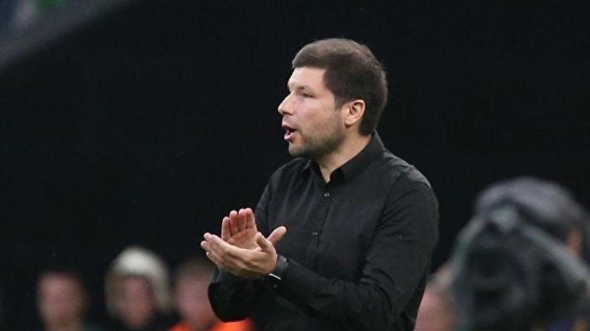 СМИ: УЕФА на год запретил Мусаеву находиться на тренерской скамье «Краснодара»
