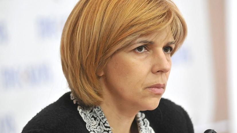 Депутат Рады обвинила Россию в насаждении мата на Украине