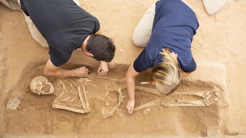 Из Европы на Ближний Восток: учёные выяснили происхождение филистимлян