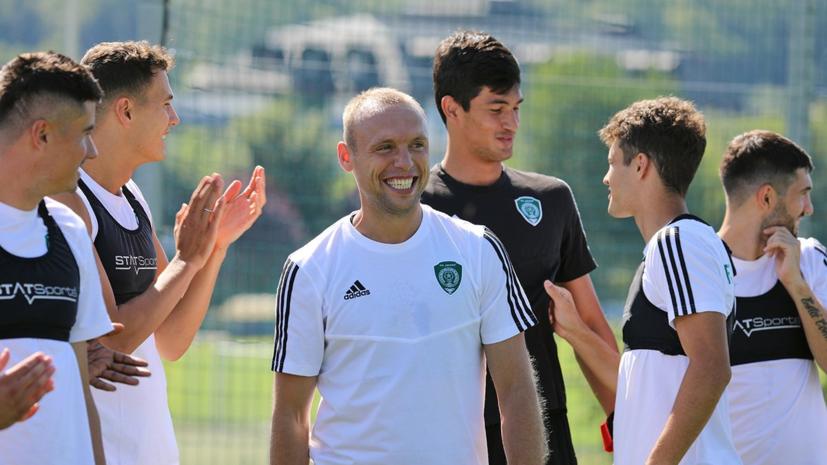 Хохлов заявил, что «Динамо» не рассматривало вариант приобретения Глушакова