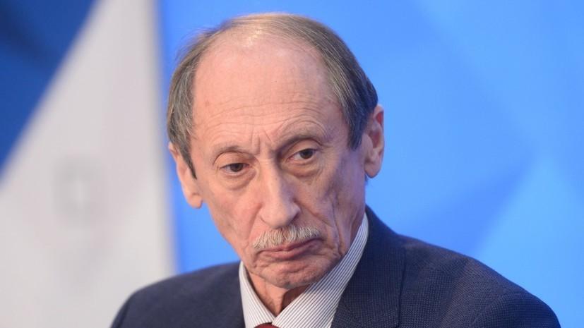 Балахничёв назвал письмо в IAAF политическим заказом