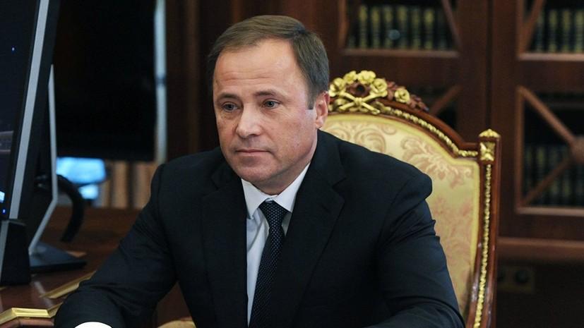 Полпред президента в ПФО приедет в Пермь 5 июля с рабочим визитом