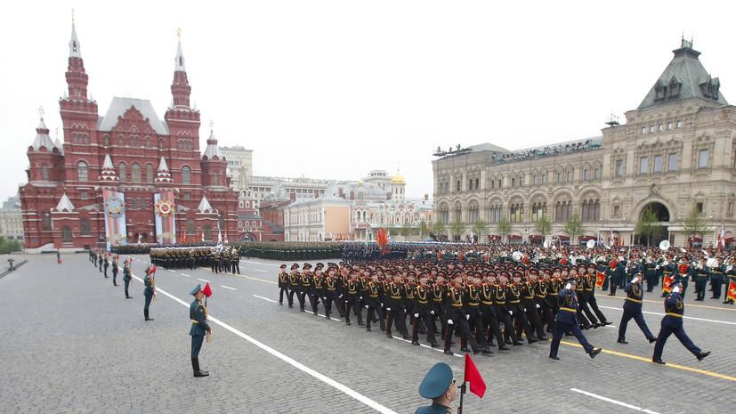 В Кремле рассказали о приглашениях мировым лидерам на 75-летие Победы