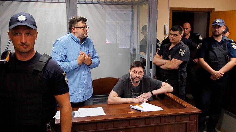 «Политические игры продолжаются»: суд в Киеве перенёс заседание по делу Вышинского на 15 июля