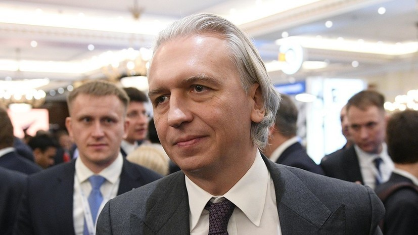 Глава РФС рассказал о задачах попечительского совета организации