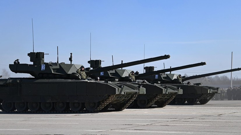 Эксперт прокомментировал работы по модернизации пушки для танка Т-14 «Армата»