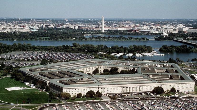 Пентагон объяснил появление ржавой бронетехники в Вашингтоне