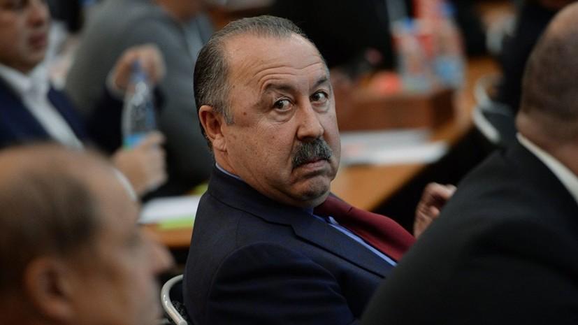 Газзаев уверен, что Глушаков сможет усилить игру «Ахмата»