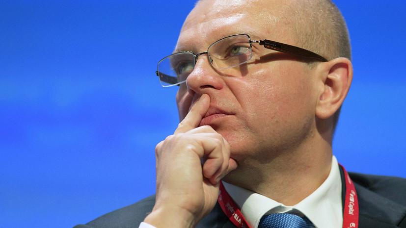 Соловьёв избран председателем совета директоров ФК «Динамо»