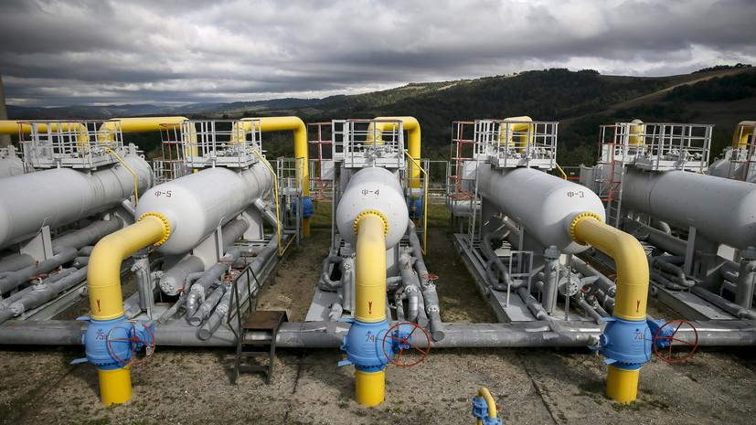 «Хотят надавить на Брюссель»: почему в Киеве заявили о возможном прекращении транзита российского газа