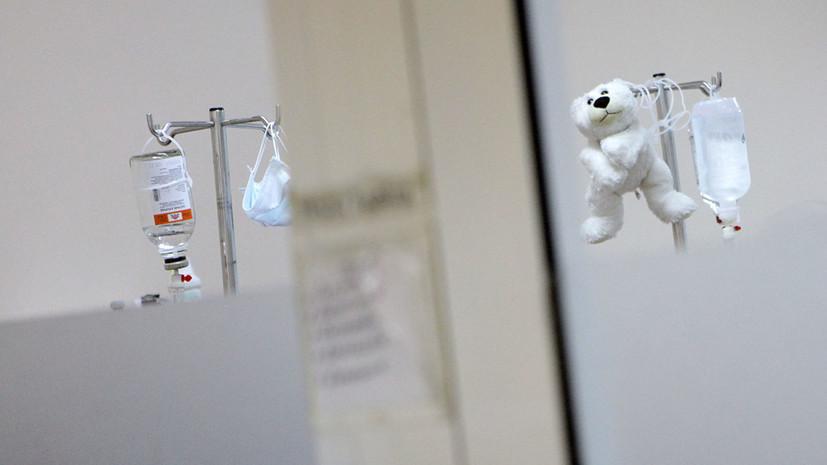 Депздрав Москвы подтвердил гибель ребёнка из-за упавшего дерева