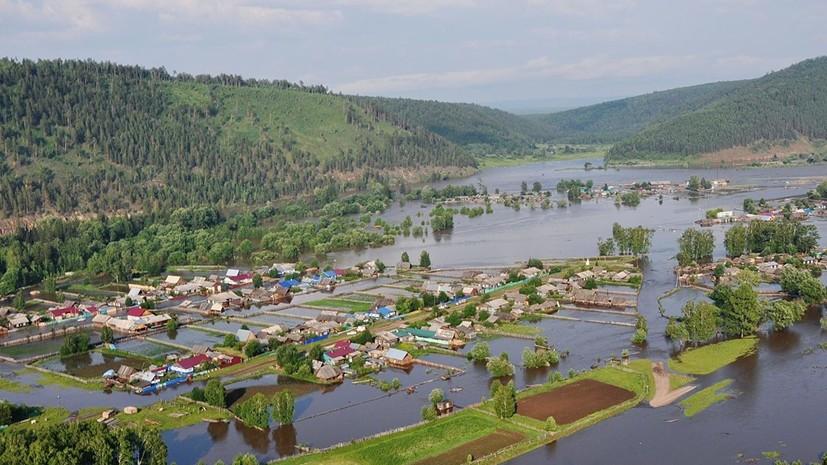 В Иркутской области нашли 23 пропавших при наводнении