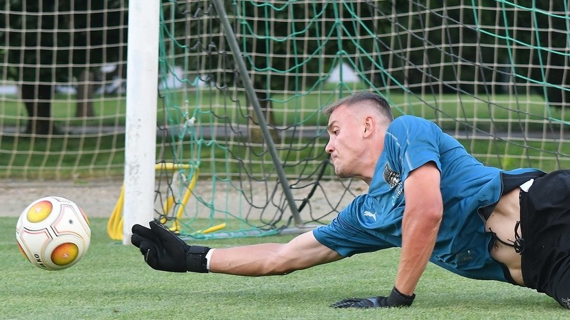 Украинский футболист оскорбил россиян в преддверии матча с «Краснодаром-2»