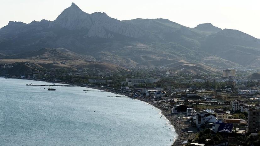 В Крыму оценили заявление Британии по полуострову
