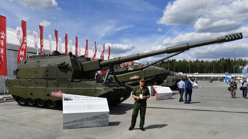 «Превзойдёт западные образцы»: какими возможностями обладает новейшая артиллерийская установка «Коалиция»