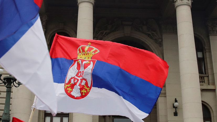 В Сербии прокомментировали запрет на въезд официальных лиц в Косово