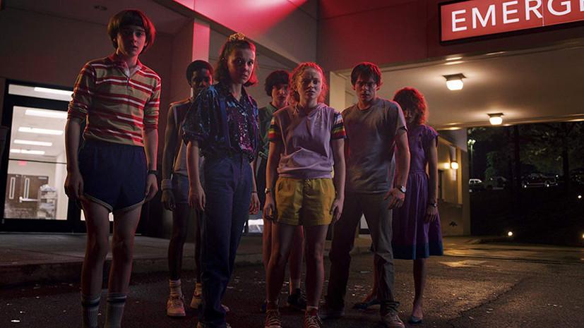 Возвращение хокинской четвёрки: каким получился третий сезон «Очень странных дел»
