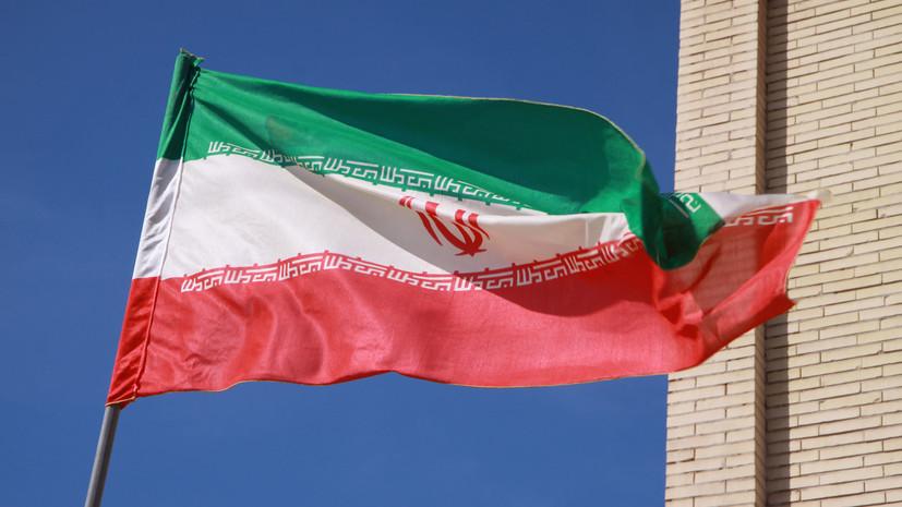 Иран предупредил о возможной эскалации в связи с задержанием танкера