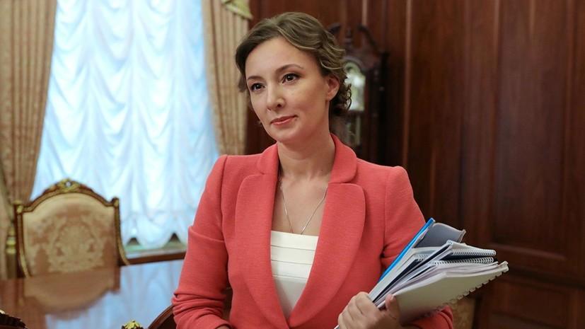 Кузнецова обсудила проблемы детей с особенностями развития в Ижевске