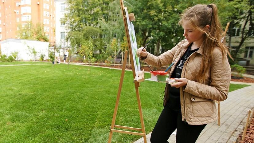 Акция «Московский пленэр» пройдёт 27 июля