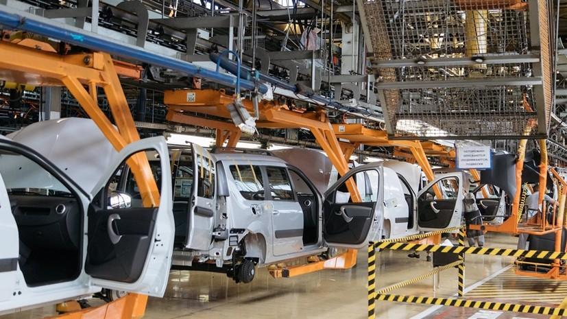 АвтоВАЗ возобновит производство с 5 июля